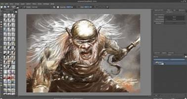 Krita 3.3.1 Brings Fixes for Important Regressions to the Digital Painting App