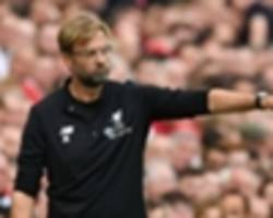 Better than Man Utd, City and Chelsea - Liverpool boss big six battles under Klopp