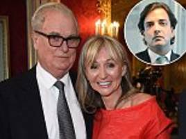 Bell Pottinger founder marries before his rival