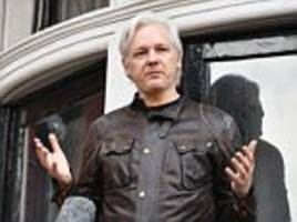 assange clashes with ecuador's president while at embassy