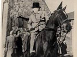 How Winston Churchill's love of horses shaped his life