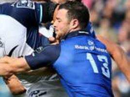 Leinster 24-17 Montpellier: report