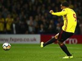 MATCH REPORT: Watford 2-1 Arsenal