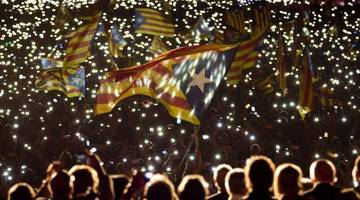 California's Path To Independence Smoother Than Catalonia's, Secessionists Say