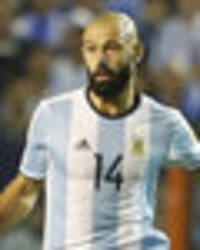 javier mascherano hints at a future away from barcelona next season