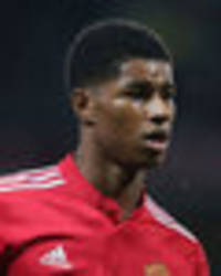 jose mourinho reveals why marcus rashford is on the man utd bench against liverpool