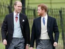 prince harry and william's 'secret cousins' revealed