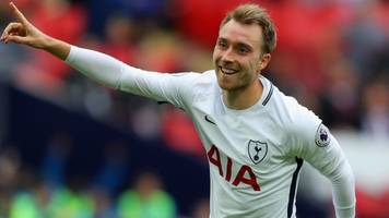 tottenham end long wait for wembley league win
