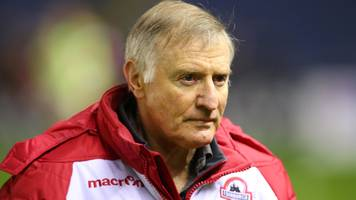 Alan Solomons: Worcester Warriors appoint short-term assistant to Gary Gold