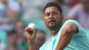 ravi rampaul: derbyshire sign surrey seamer on three-year contract