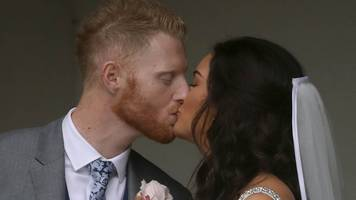 durham and england cricketer ben stokes marries