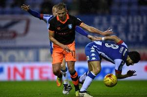 championship: jordan rhodes injury means he's doubtful for sheffield wednesday's clash with derby county; neil warnock angry