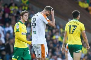 hull city's wait for an away win goes on after draw at norwich city