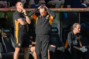Leonid Slutsky proud of Hull City's efforts after draw at Norwich City