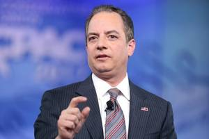 Ex-White House official Priebus quizzed in Russia probe