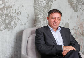 watch: gabbay fends off rumors he's unable to speak english