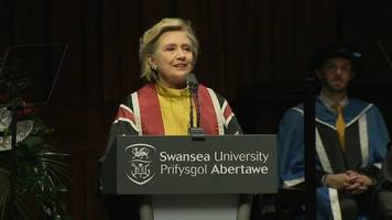 Hillary Clinton's Welsh roots discovery a 'delight'