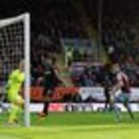 football: chris wood scores in clash of the kiwis as burnley draws with west ham