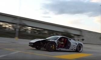 Crashed Ferrari 458 Drifting on Jacksonville Streets Is Supercar Abuse