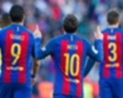 Barcelona transfer news: The latest & LIVE player rumours from Camp Nou