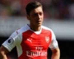 'ozil will leave arsenal in january' - keown sees 'only one outcome' for contract rebel