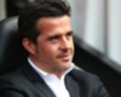 silva praises watford's late show as cleverley goal downs arsenal