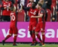 Toronto FC equals LA Galaxy record for most points in MLS season