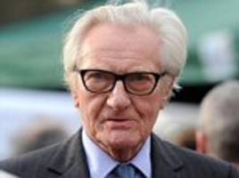 Lord Michael Heseltine lends his support to Philip Hammond