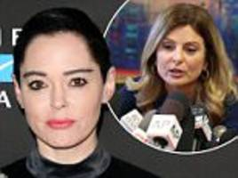 Rose McGowan says Lisa Bloom offered her money