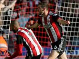 championship round-up: sheffield united level with cardiff