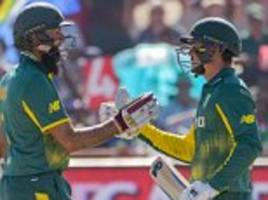Quinton de Kock inspires South Africa to win vs Bangladesh