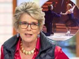 Dancing on Ice: Bake Off's Prue Leith barred