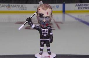 Kings Live: Check out Kyle Clifford's Halloween-inspired bobblehead