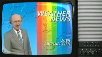 michael fish revisits 1987's great storm