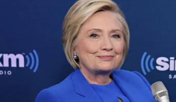 hillary goes to college: clinton in talks to accept columbia professorship