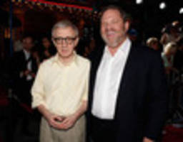 Woody Allen Feels 'Sad' For Harvey Weinstein, Worries About A 'Witch Hunt'