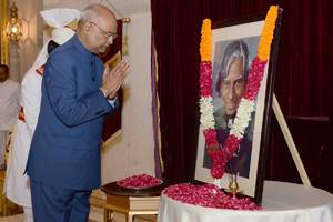 country will never forget contribution of late president apj abdul kalam in nation building: president kovind