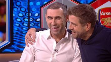MOTD2 Extra: Martin Keown blames Arsenal players for 'capitulation'