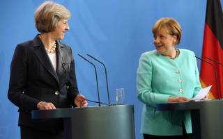 Britain and Germany remain committed to Iran nuclear deal