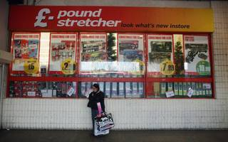 poundworld founder to head up rival poundstretcher