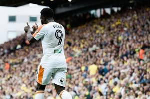 why nouha dicko's first hull city goal is so important for the club
