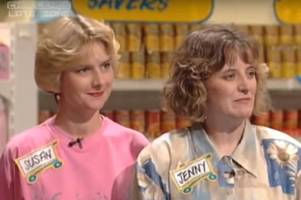 When Supermarket Sweep's first-ever contestants were Susan and Jenny from Bristol, as 90s show set for sensational return