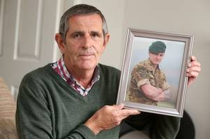 Uncle whose nephew was killed in Afghanistan launches campaign to get new war memorial