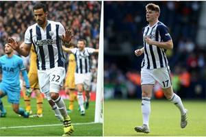 West Brom boss Tony Pulis on his preferred system while waiting on Nacer Chadli and Oliver Burke