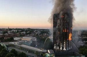 derbyshire fire and rescue show support for grenfell tower inquiry and review of building regulations