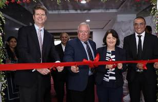 UPS Integrated Logistics Facility Opens in India