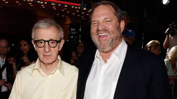 Harvey Weinstein: Woody Allen 'sad' for producer over sexual assault allegations