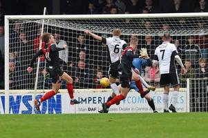 Ayr United are held by Airdrieonians despite two goals in two minutes by Andy Geggan