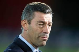 rangers boss pedro caixinha guarding against ibrox winter of discontent as he dishes out vitamin d supplements to stars