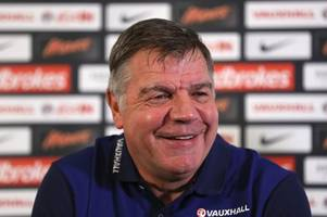 Sam Allardyce says Scotland manager's position is NOT for him and backs David Moyes for top job